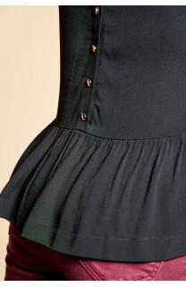 Blouse IRIS Femme W18409W (40185) - DEELUXE