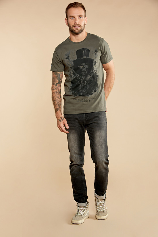 T-shirt GUNSON Outlet Deeluxe
