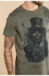 T-shirt GUNSON Outlet Deeluxe