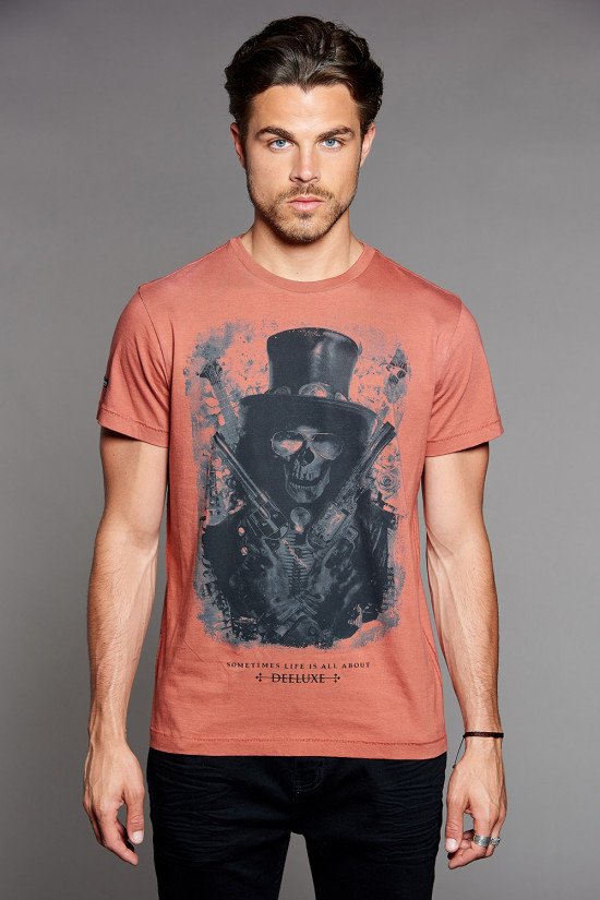 Deeluxe T-shirt GUNSON