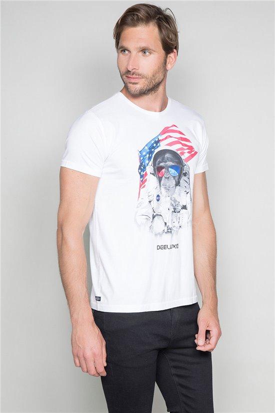 Deeluxe T-shirt ASTOMONK