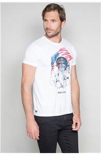 T-shirt ASTOMONK Homme Deeluxe