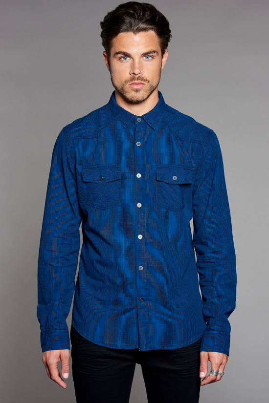 Chemise LONDON Outlet Deeluxe