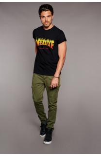 T-shirt PUNK Outlet Deeluxe