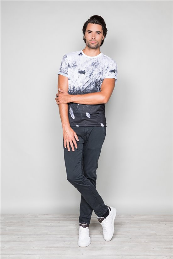 T-Shirt WINGS Homme W18144 (38768) - DEELUXE