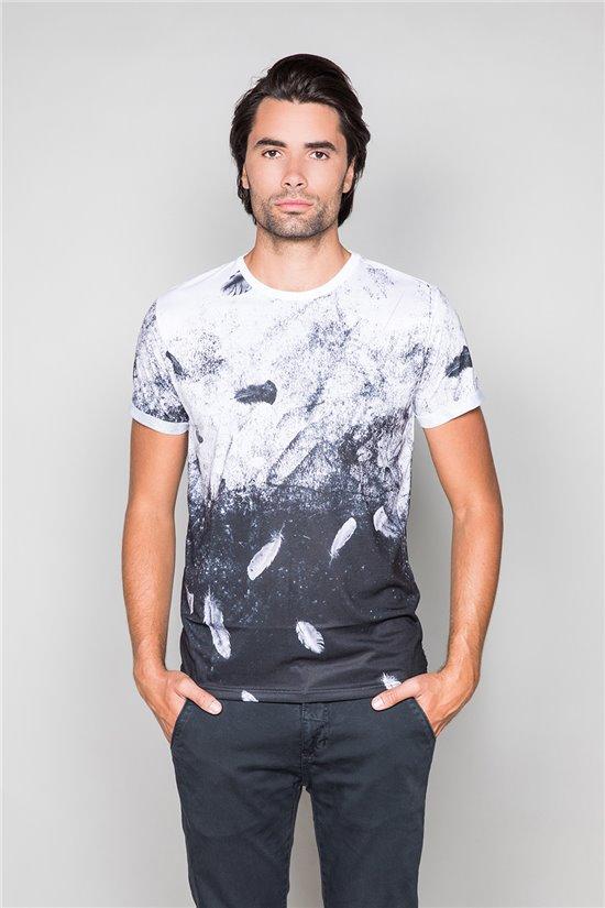 T-shirt WINGS Homme Deeluxe