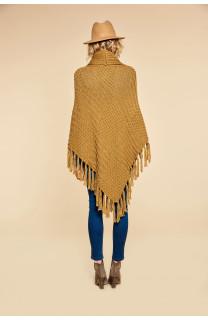 Poncho Poncho BANK Femme W18961W (40515) - DEELUXE
