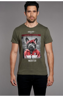 T-Shirt BANDIDO Homme W18149 (40539) - DEELUXE