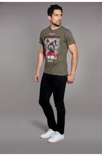 T-Shirt BANDIDO Homme W18149 (40541) - DEELUXE
