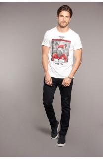 T-Shirt BANDIDO Homme W18149 (40542) - DEELUXE