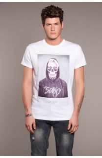 T-Shirt T-SHIRT JUST Homme W18143 (40686) - DEELUXE