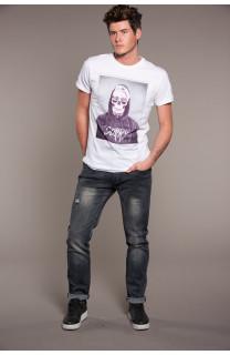T-Shirt T-SHIRT JUST Homme W18143 (40687) - DEELUXE