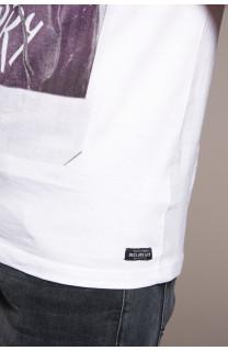 T-Shirt T-SHIRT JUST Homme W18143 (40688) - DEELUXE