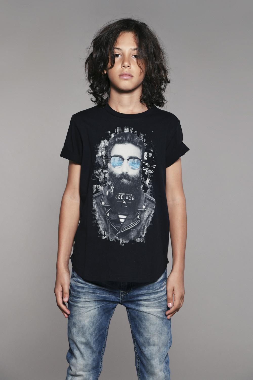 T-Shirt CLYDE Garçon W18132B (41051) - DEELUXE