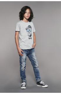 T-Shirt T-Shirt LIONMAN Garçon W18135B (41055) - DEELUXE
