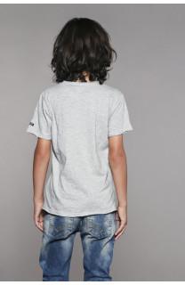 T-Shirt T-Shirt LIONMAN Garçon W18135B (41057) - DEELUXE
