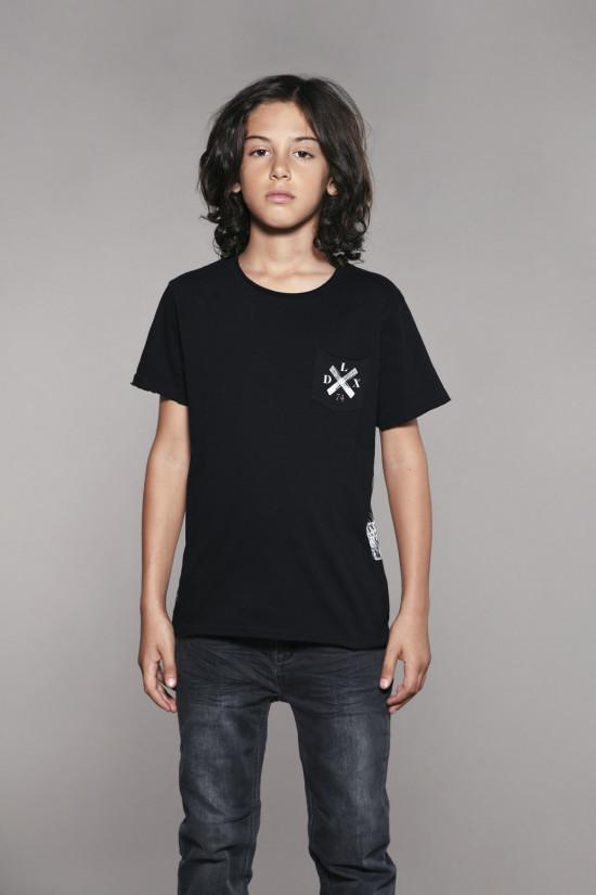 T-shirt SKULLFLOWER Outlet Deeluxe