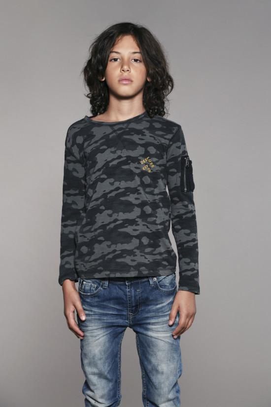 Deeluxe T-shirt BOBBY ML