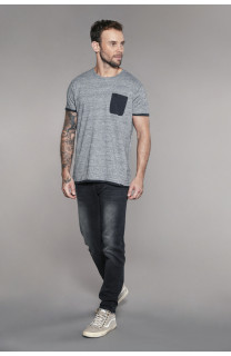 T-Shirt ABOVE Homme W18148 (41121) - DEELUXE