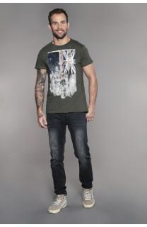 T-Shirt FLAGY Homme W18160 (41135) - DEELUXE