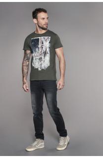 T-Shirt FLAGY Homme W18160 (41136) - DEELUXE