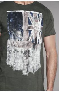 T-Shirt FLAGY Homme W18160 (41139) - DEELUXE