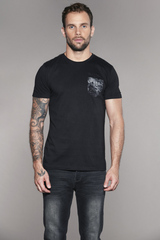Deeluxe T-shirt SKULLY