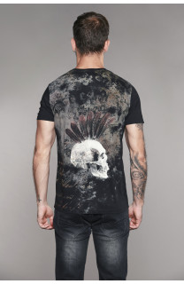 T-shirt SKULLY Outlet Deeluxe