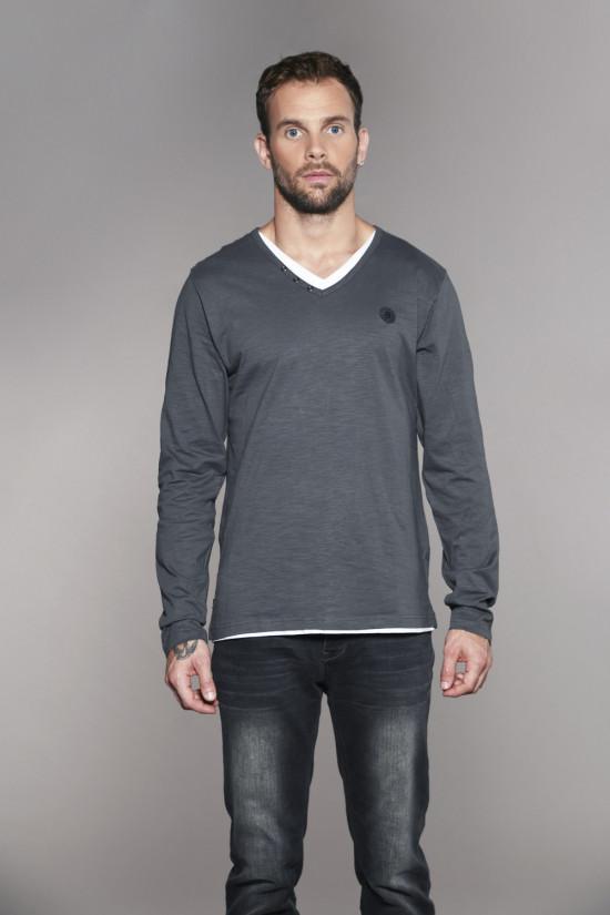 Deeluxe T-shirt LEGENDSON ML