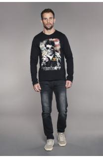 T-Shirt MAVERICK Homme W18198 (41191) - DEELUXE