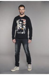 T-Shirt MAVERICK Homme W18198 (41193) - DEELUXE