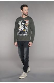 T-Shirt MAVERICK Homme W18198 (41198) - DEELUXE