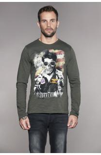 T-Shirt MAVERICK Homme W18198 (41199) - DEELUXE