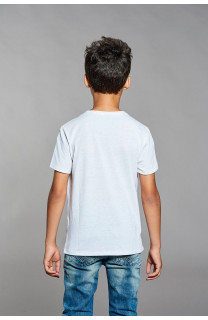 T-Shirt ANSWER Garçon W18123B (41230) - DEELUXE