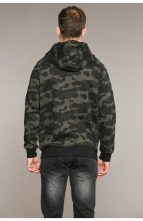 Sweat zippé TAKER Outlet Deeluxe