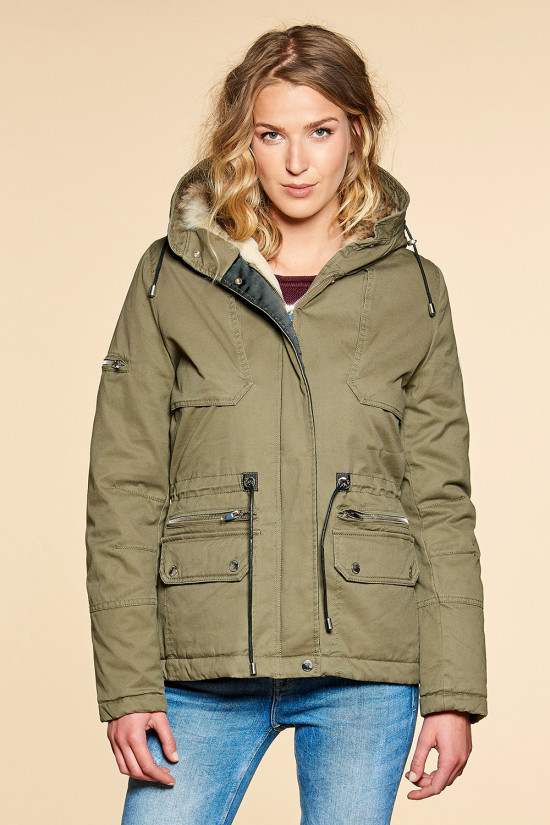 Parka TERCY Outlet Deeluxe