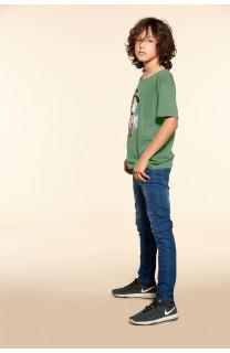 T-Shirt EAGLE Garçon W18140B (41368) - DEELUXE