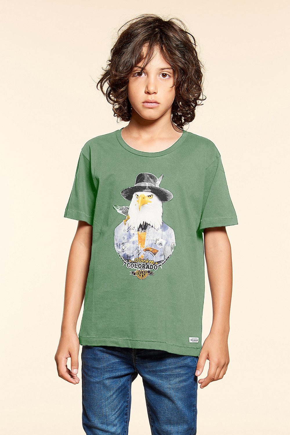 T-shirt EAGLE Outlet Deeluxe