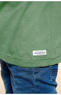T-Shirt EAGLE Garçon W18140B (41372) - DEELUXE