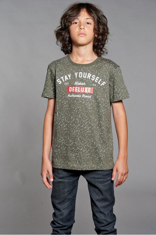 Deeluxe T-shirt POLLOCK