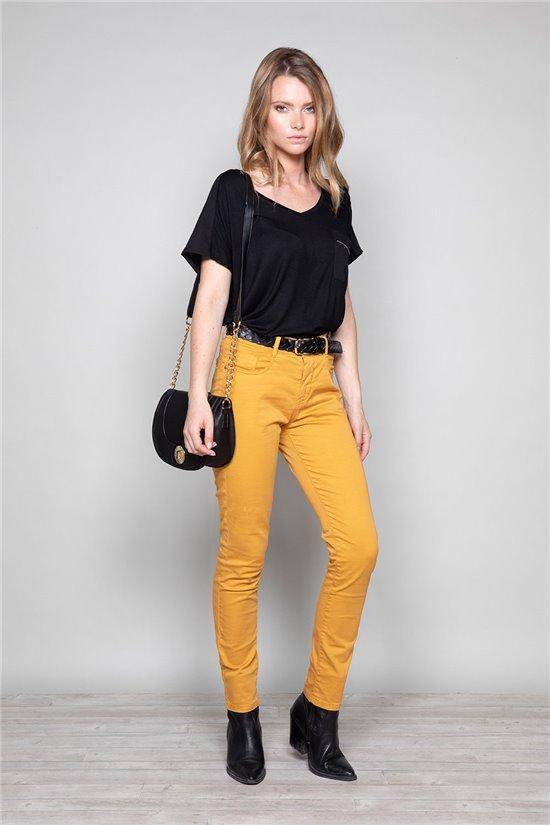 T-Shirt AMY Femme W18101W (38293) - DEELUXE