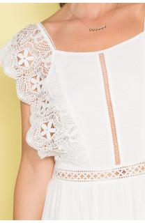Robe AURORE Femme S19220W (41584) - DEELUXE