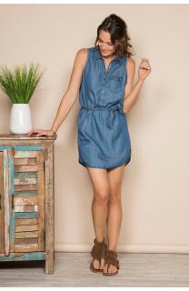 Robe Robe MAYBE Femme S19231W (41593) - DEELUXE