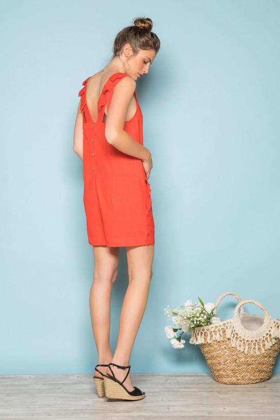 Combinaison RITA Femme S19759W (41623) - DEELUXE