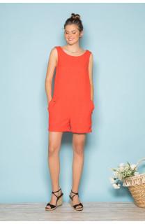 Combinaison Combinaison RITA Femme S19759W (41625) - DEELUXE