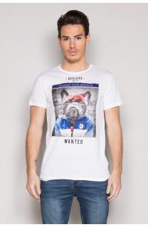 T-Shirt T-SHIRT BANDIDO Homme S19190 (41716) - DEELUXE