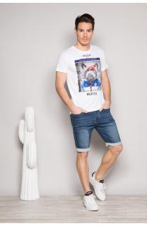 T-Shirt T-SHIRT BANDIDO Homme S19190 (41717) - DEELUXE