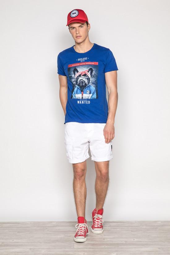 T-shirt BANDIDO Homme Deeluxe