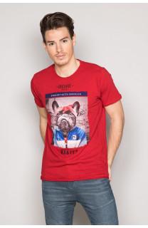 T-Shirt T-SHIRT BANDIDO Homme S19190 (41729) - DEELUXE