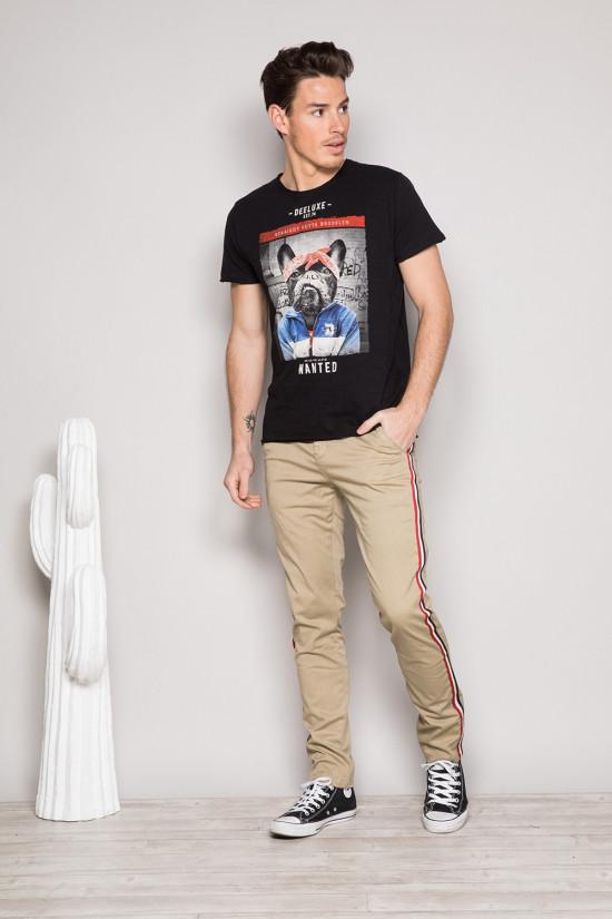 T-Shirt T-SHIRT BANDIDO Homme S19190 (41723) - DEELUXE